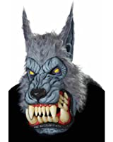 California Costumes Men's Lunar Psycho Mask