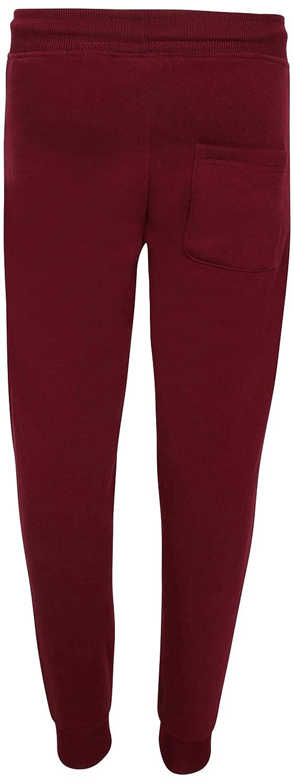 Galaxy by Harvic Boys Basic Fleece Active Jogger Pant with Zipper Pockets
