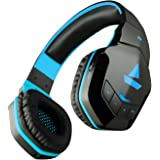 Boat Rockerz 510 Wireless Bluetooth Headphones (Jazzy Blue)