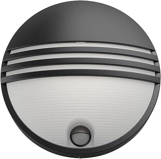 f1t Giardino ed Esterni con Sensore Philips Capricorn Lampada LED da Parete