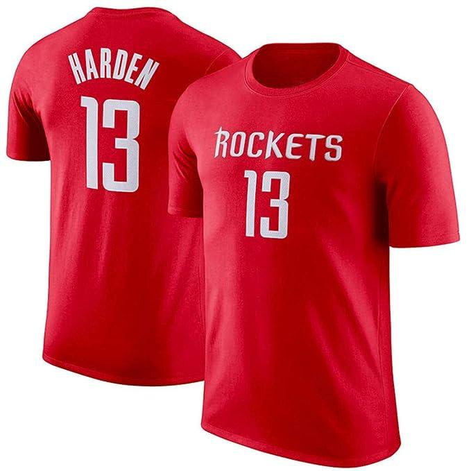 Camiseta NBA Houston Rockets James Harden Top Juvenil de ...