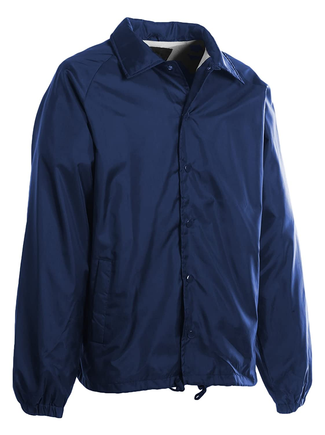 First Class 100% Nylon Windbreaker