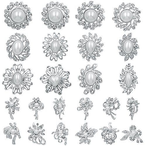 WeimanJewelry Silver Plated 24pc...