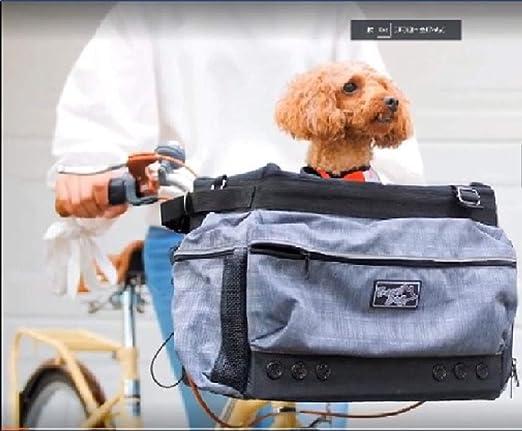 All For Paws Delux 2 en 1 bolsa de transporte para cesta de ...