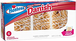 product image for Hostess Danish Snack Cakes (Cherry Cheese)