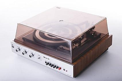 Tocadiscos de mesa 5010 BSR país productor UK años 70 color ...