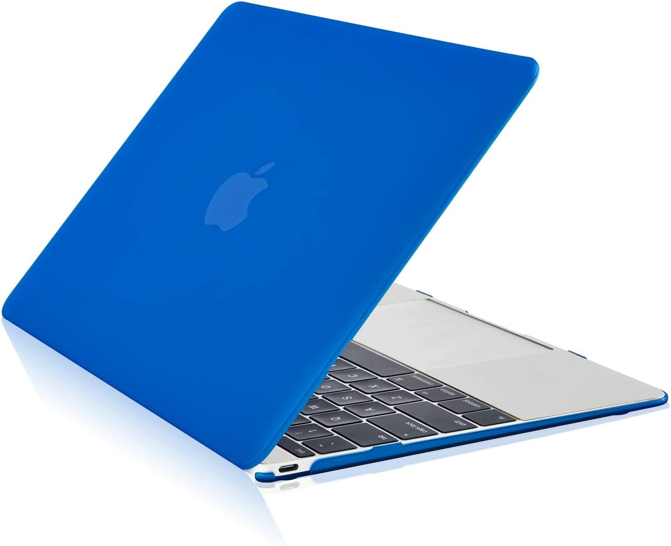 """TopCase - Apple The MacBook 12-Inch 12"""" Retina Display Laptop Computer Rubberized Hard Shell Case Cover for Model A1534 (Release 2015)"""