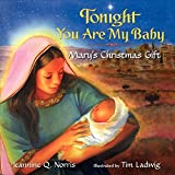 img - for Tonight You Are My Baby Board Book: Mary's Christmas Gift (Harperblessings) book / textbook / text book