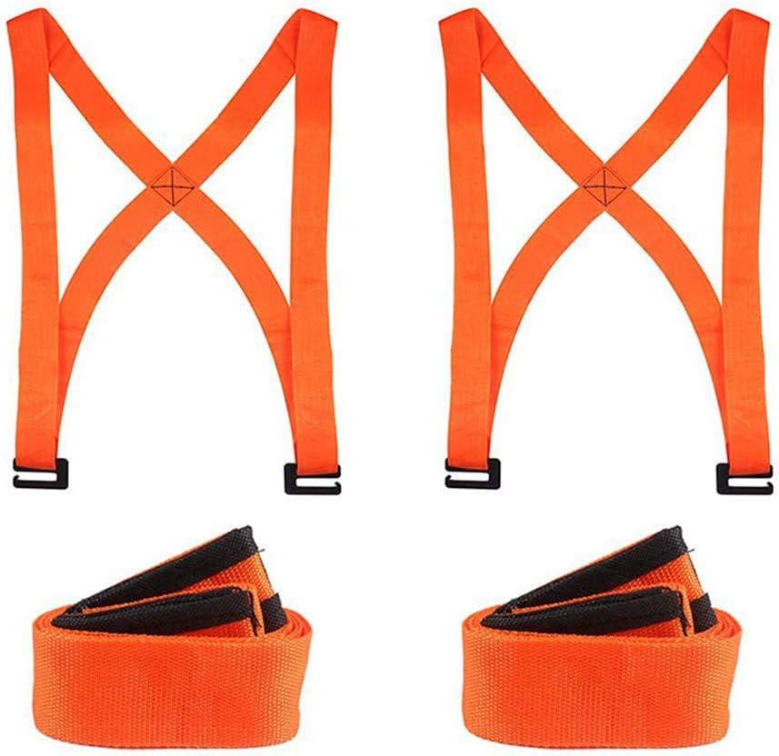 Liucheng - Arnés ajustable para levantamiento de hombros, fácil de ...