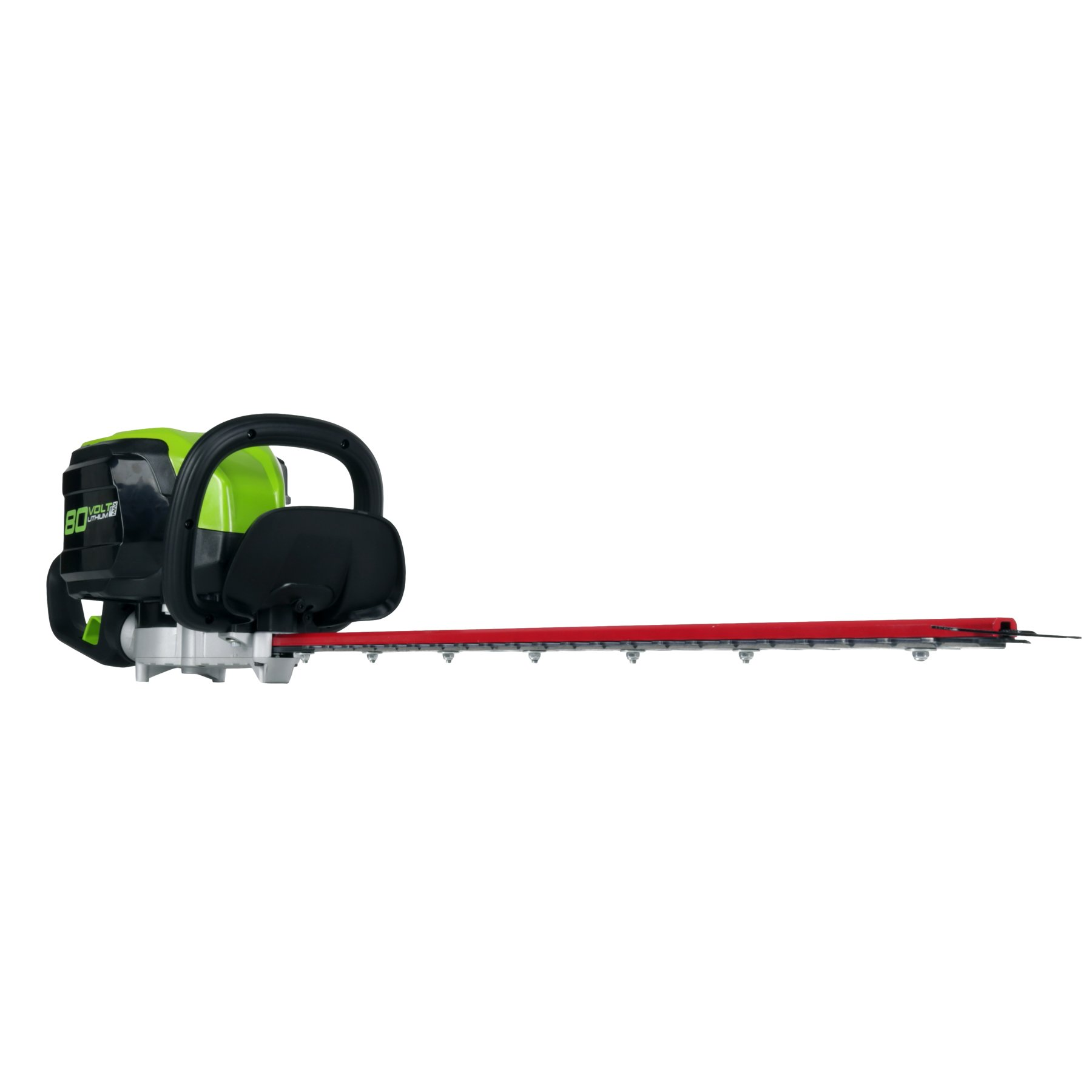 GreenWorks Pro 80V 26-Inch Cordless Hedge Trimmer, Battery Not Included, GHT80320