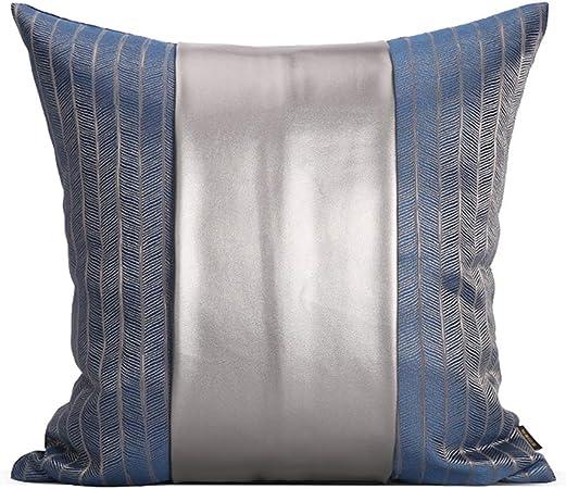 Cushions Lujo Moderno Cojines del Sofá Almohada de la Cama