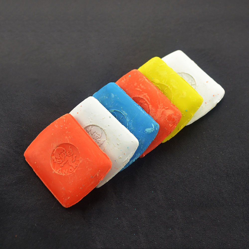 Assorted Colors Sewing Quilting Notions Hobby Plus 10 Pieces Tailors Fabric Chalk