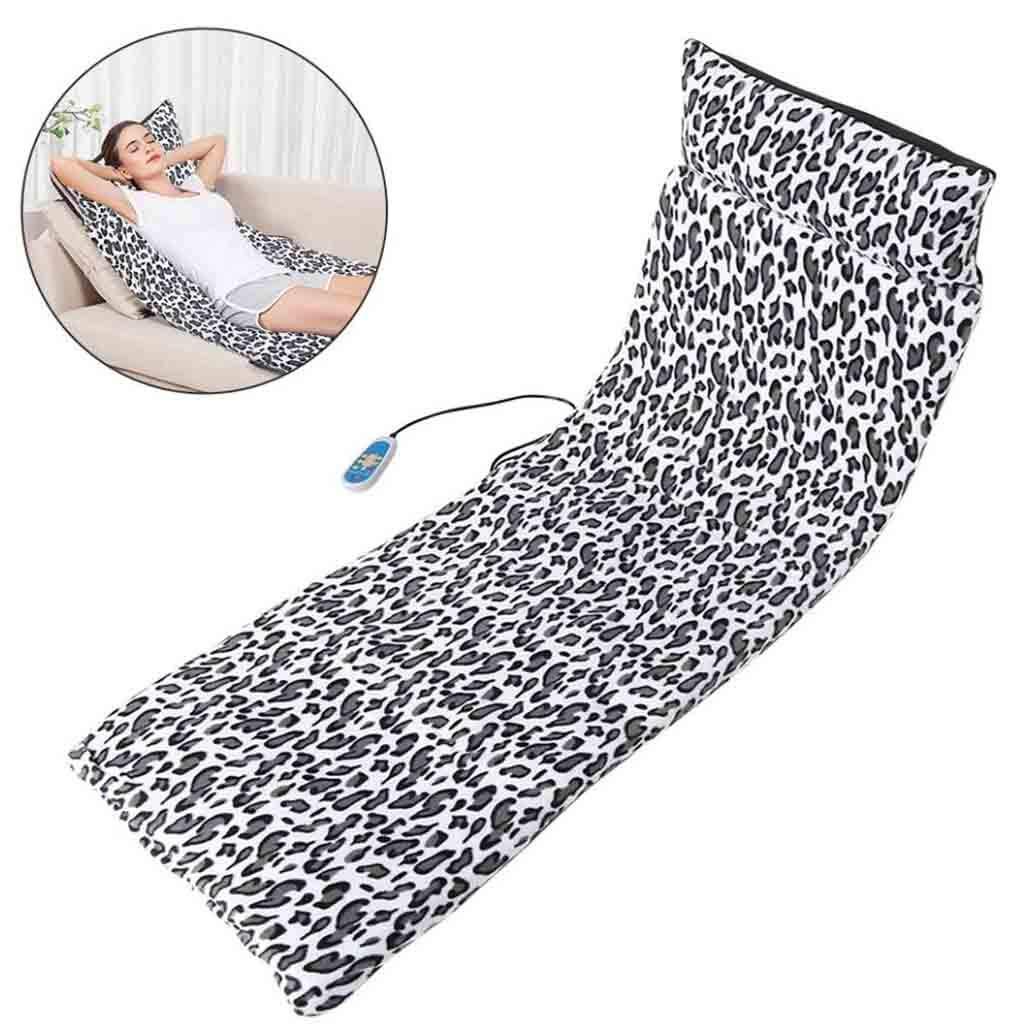 Amazon.com: Hcwlxjy - Almohadilla de masaje eléctrica ...