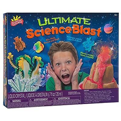 Scientific Explorer Ultimate Science Blast: Toys & Games