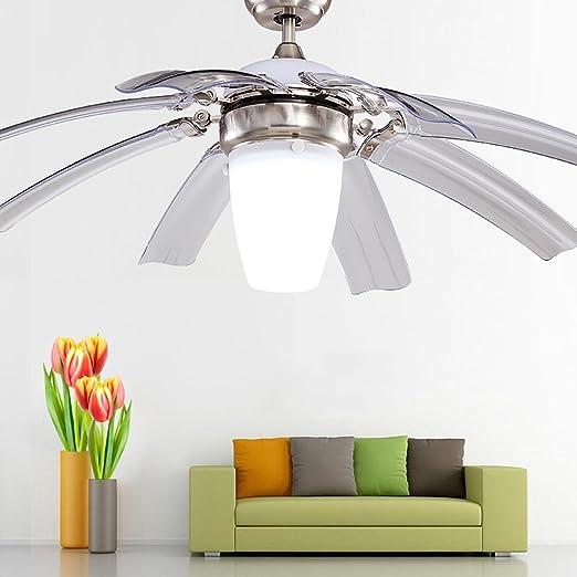 Ventilador de techo Lámpara de ventilador Lámpara Restaurante ...