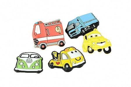 Imanes de goma para frigorífico, diseño de coches de dibujos ...