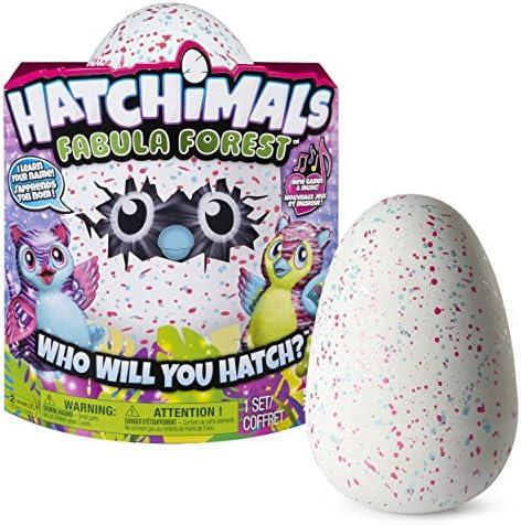 Hatchimals 6028893 - Fabula Forest Tigrette