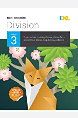 IXL | Grade 3 Division Math Workbook | Fun Math Practice for Ages 8-9, 112 pgs Paperback