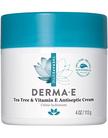 Derma E Tea Tree & E Antiseptic Creme ...