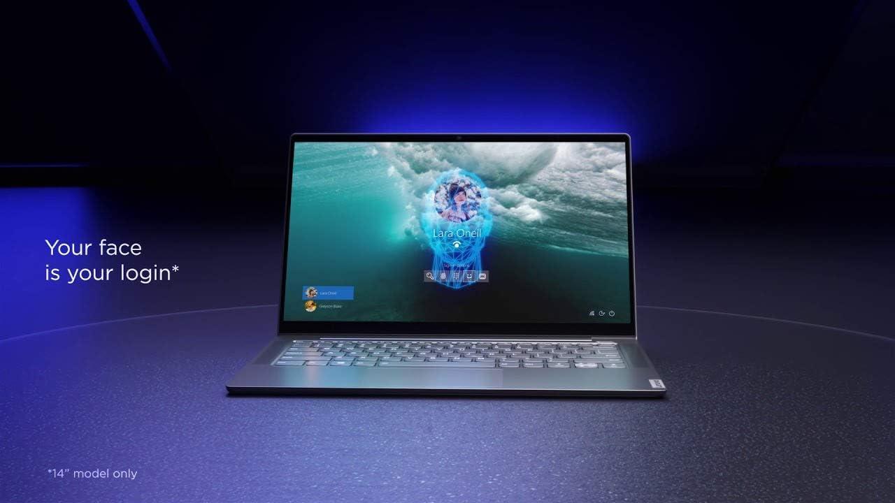 Lenovo Yoga S740-14IIL-130 - Ordenador portátil (Intel Core i7-14 ...