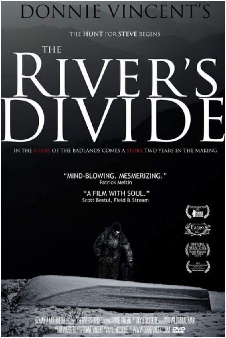 Amazon Com Donnie Vincent The River S Divide Award Winning Whitetail Deer Hunting Adventure Film Bowhunting Dvd Sports Outdoors