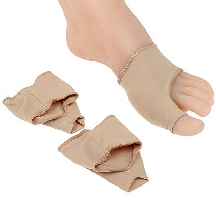 Separador de dedos para enderezar, corregir y aliviar juanetes (1 par)
