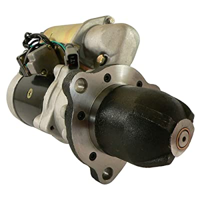 DB Electrical SNK0049 Starter For Komatsu SA6D170A, SA12V140 Engines /600-813-4921, 600-813-4922, 600-813-4923, 600-813-4930, 600-813-4931, 600-813-4932, 600-813-4933/0-23000-6981, 0-23000-7000: Automotive