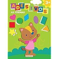 Adesivos. As Formas - Volume 2