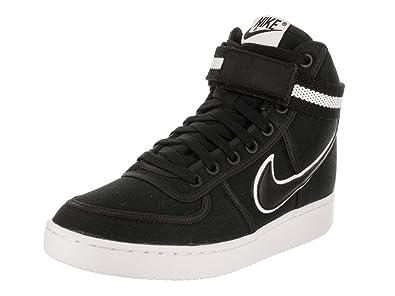 cba955659dc013 Nike W Vandal Hi Womens Aj9750-001 Size 5 Black Black-White