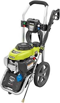 Ryobi 2800-PSI 2.3-GPM Honda Gas Pressure Washer