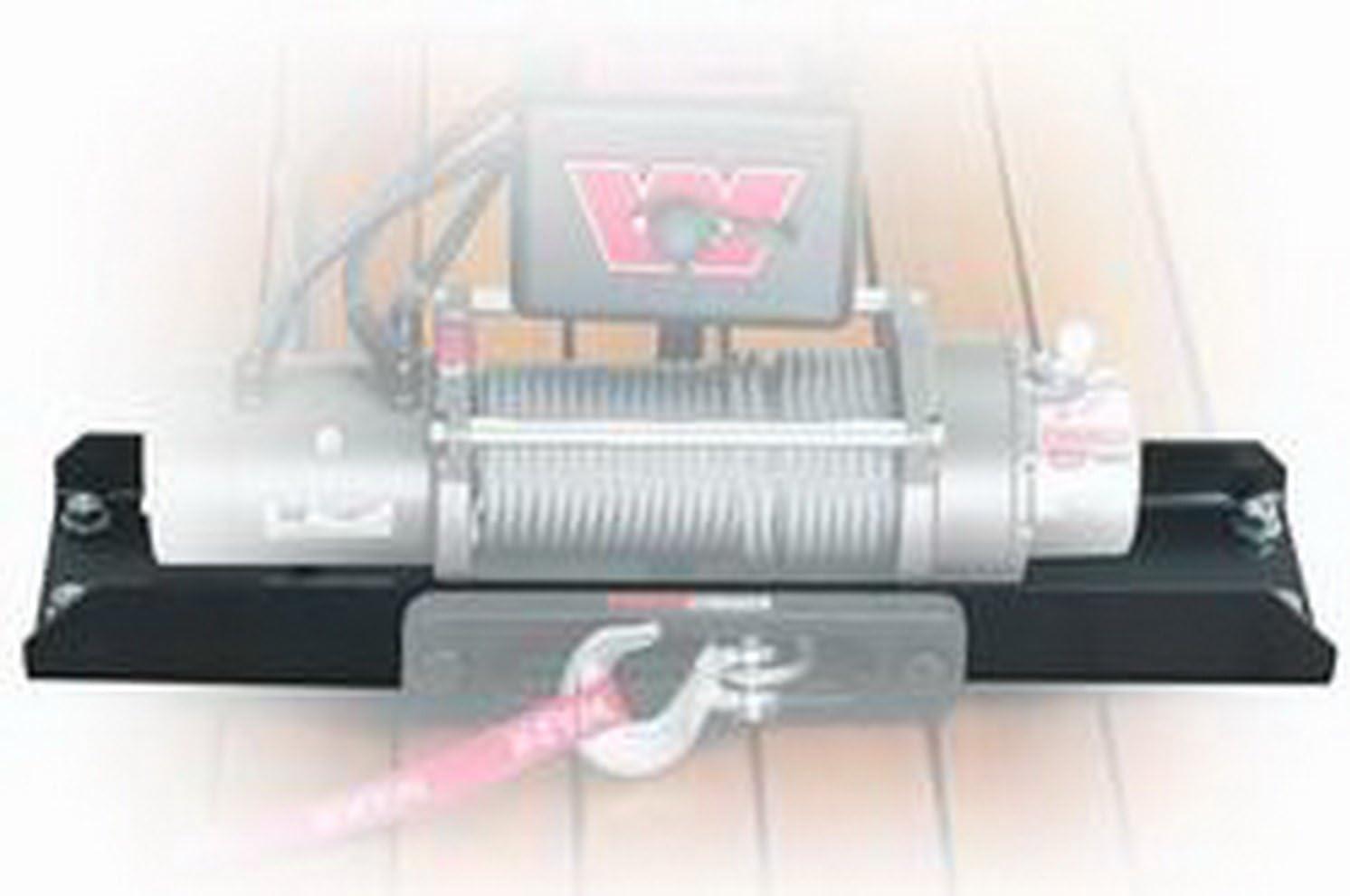 WARN 13942 Universal Foot Down Winch Mount Kit