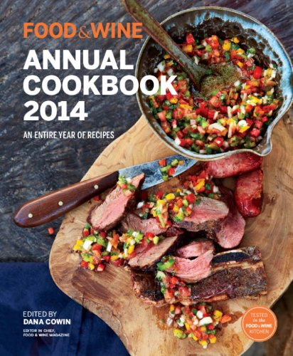 Food & Wine: Annual Cookbook 2014 (Food and Wine Annual Cookbook)