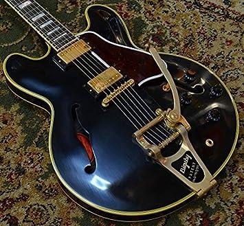 Envío gratuito Memphis Gibson ES-355 W/Bigsby vos Vintage guitarra eléctrica de madera de ébano: Amazon.es: Instrumentos musicales