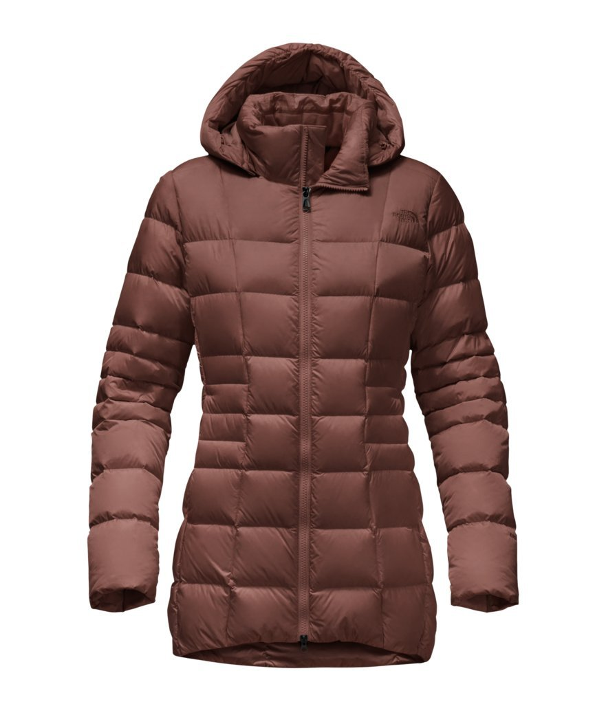 The North Face Women's Transit Jacket II - Sequoia Red - M (Past Season) by The North Face