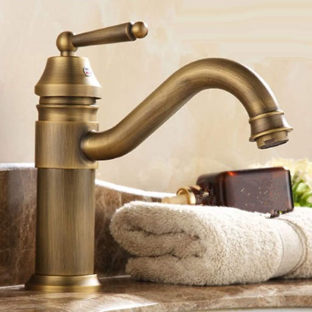 Hochwertiger Wasserhahn Armatur Einhebelmischer Waschtischarmatur mit//ohne