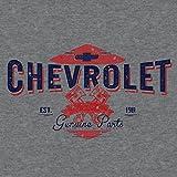 Tee Luv Chevrolet EST. 1911 T-Shirt - Chevy Genuine