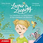 Das Geheimnis auf dem Balkon & Das Abenteuer am Waldsee (Leonie Looping 1) Hörbuch von Cally Stronk, Constanze von Kitzing Gesprochen von: Katinka Kultscher