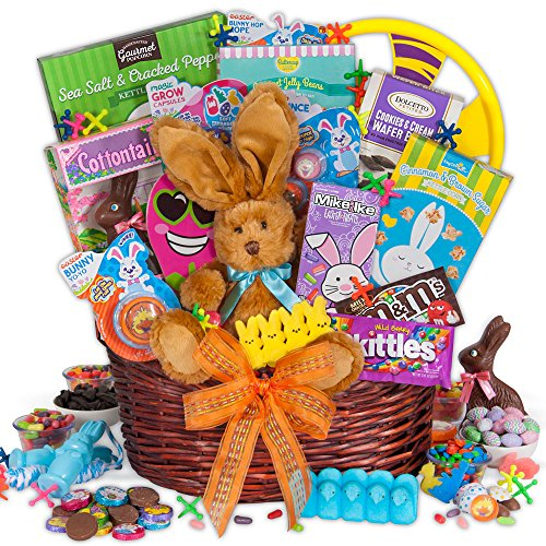 Look What The Easter Bunny Brought Me by GourmetGiftBaskets.com