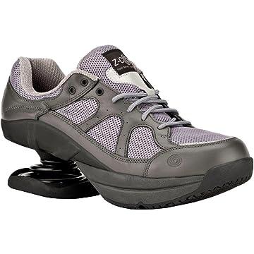 Z-CoiL Liberty Slip Leather Tennis Shoe