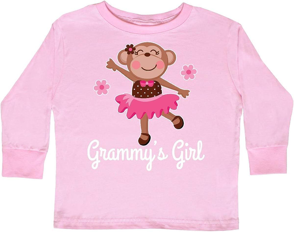 inktastic Monkey Love Tutu Dance Baby T-Shirt