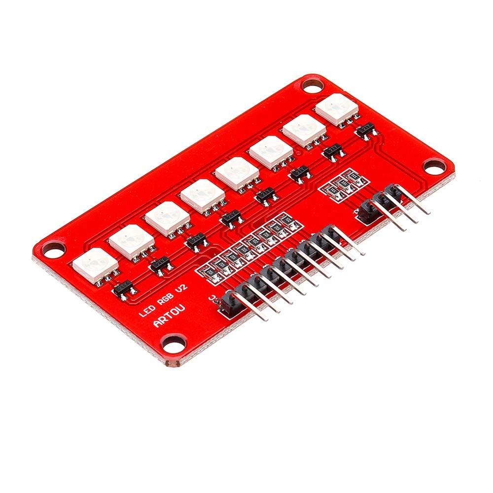 Accesorios del módulo 5050 RGB a Todo Color LED Módulo de luz de ...