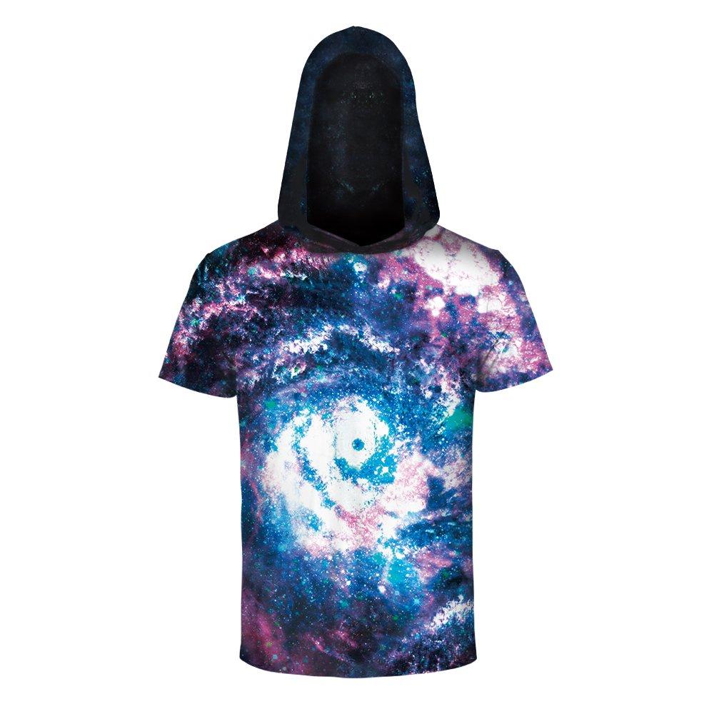 Azuki Unisex 3D Printed Hoodies Casual Workout Hoodie Sweatshirt Large