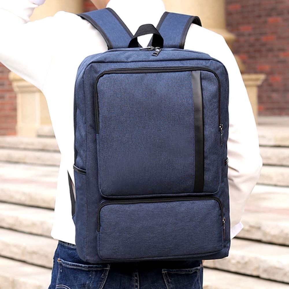 Navy Blue 15.6 inch Laptop Backpack for AOC I1659FWUX E1659FWU E1659FWUX I1601FWUX 16-inch Portable Monitor