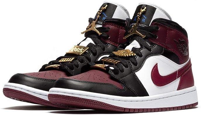 Nike Air Jordan 1 Para Mujer Blanco Shoes