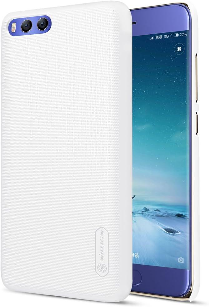 SMTR Xiaomi Mi6 Funda, Cubierta Slim Armor Funda +1 Film Protector de Pantalla para Xiaomi Mi6 Smartphone,(Blanco): Amazon.es: Electrónica