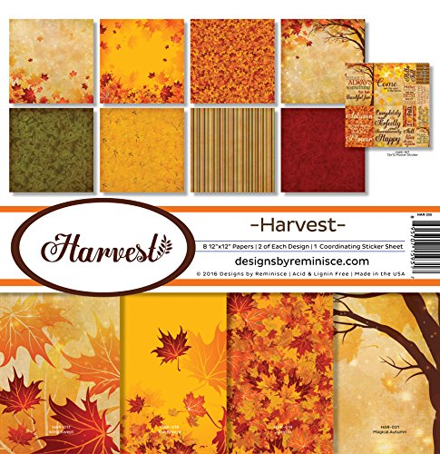 - Reminisce Harvest Collection Kit