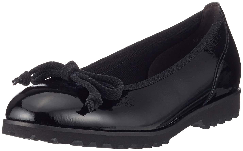Gabor Shoes 6745 Gabor Jollys, Noir Ballerines Gabor Femme Noir (Schwarz 97) 9464872 - therethere.space
