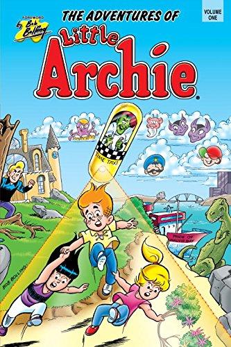 The Adventures Of Little Archie Volume 1 (Archie Classics) PDF