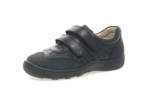 Petasil - Mocasines de Piel para niño negro negro, color negro, talla 29 EU: Amazon.es: Zapatos y complementos