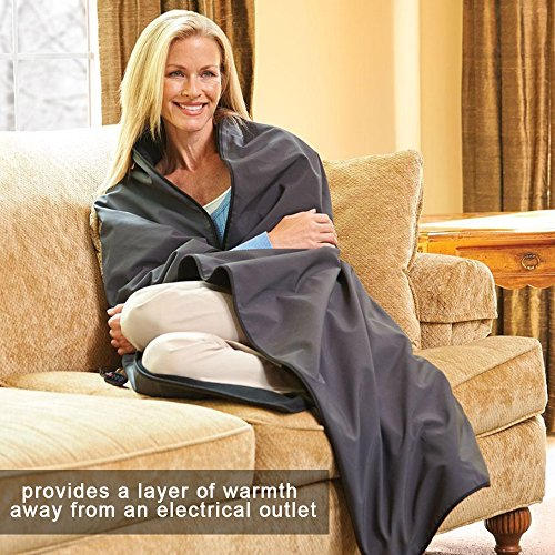 Portable Heated Blanket Battery - 7